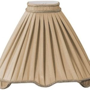 Royal Designs Pleated Square with Top Gallery Designer Lamp Shade 4 Lamps Buy - Best Online Lighting Stores